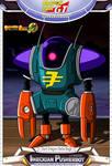 Dragon Ball GT - Imeckian Pusherbot