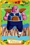 Dragon Ball Z - Dodoria by DBCProject