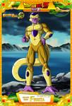 Dragon Ball Z - Golden Freeza