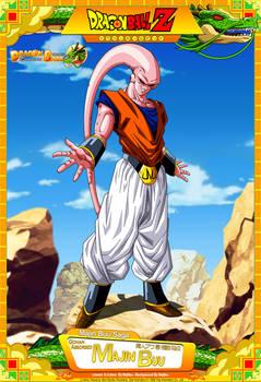 Dragon Ball Z - Majin Buu (Gohan Absorbed)