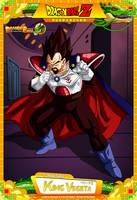 Dragon Ball Z - King Vegeta by DBCProject
