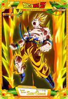 Dragon Ball Z - Super Saiyajin Son Gokuh by DBCProject