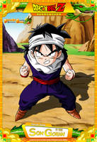 Dragon Ball Z - Son Gohan by DBCProject