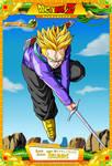 Dragon Ball Z - Super Saiyan Trunks