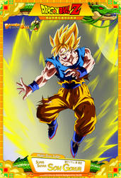 Dragon Ball Z - Super Saiyan Son Gokuh