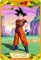 Dragon Ball Z - Son Gokuh