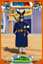 Dragon Ball - The Rabbit Gang Member 2 by DBCProject