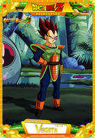 Dragon Ball Z - Vegeta