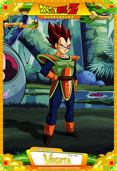 Dragon Ball Z - Vegeta