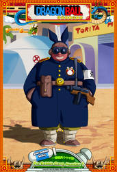 Dragon Ball - The Rabbit Gang Member 1 by DBCProject