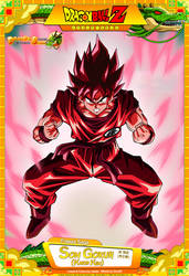 Dragon Ball Z - Son Gokuh (Kaioh Ken) by DBCProject