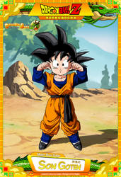 Dragon Ball Z - Son Goten by DBCProject