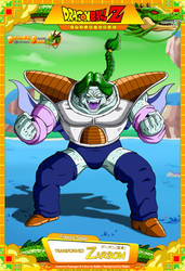 Dragon Ball Z - Transformed Zarbon by DBCProject