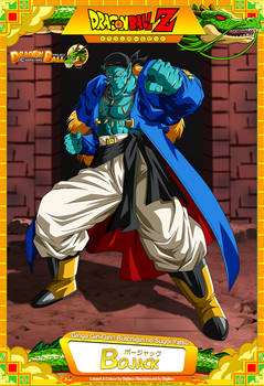 Dragon Ball Z - Bojack