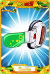 Dragon Ball Z - Scouter by DBCProject