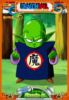 Dragon Ball - Piccolo Jr. by DBCProject