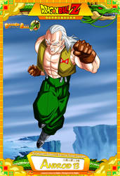 Dragon Ball Z - Android 13 by DBCProject