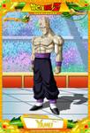 Dragon Ball Z - Yamu by DBCProject