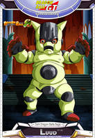 Dragon Ball GT - Luud