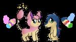 PMD EoF - Lily + Scott (Team BlazingHeart)