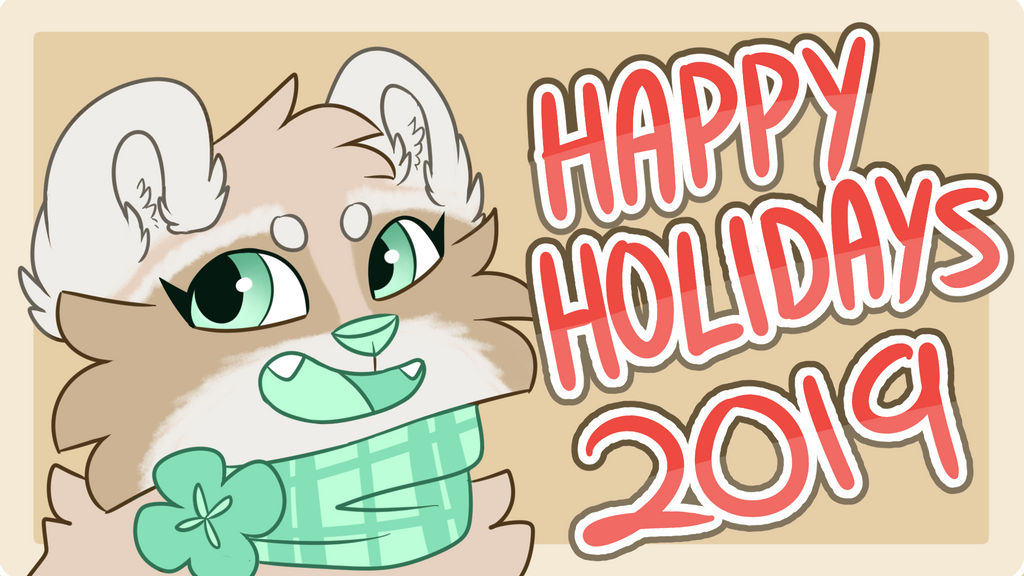 Happy Holidays! -2019-