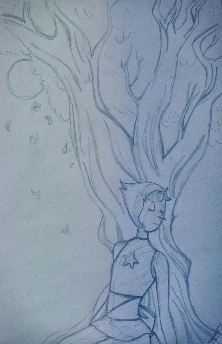 Pearl sketchie by susan-chan