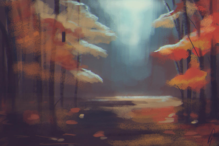 Practice - backgrounds by susan-chan