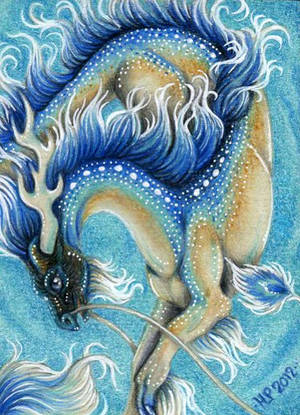 ACEO Trade: Khiati by Agaave