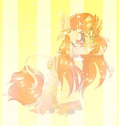 solar deity by TheMilkyAyesha