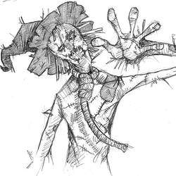 scarecrow by calvinarch