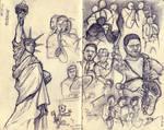New York Jazz Sketch