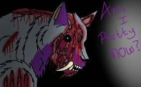 Roxxy Am I Pretty now? by FallenDragonWings