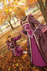 Autumn Derse Dreamers by NekoriYukito