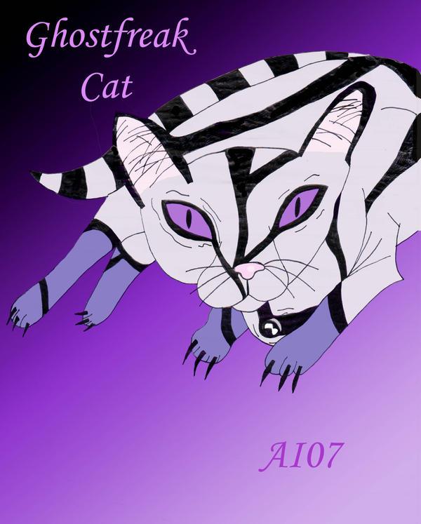 Ghostfreak Cat by Aquaria-Identity-07