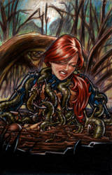 Quicksand Grubs by Covert-Operations