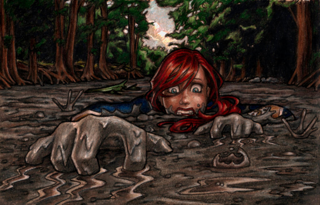 Bottomless Quicksand by Covert-Operations