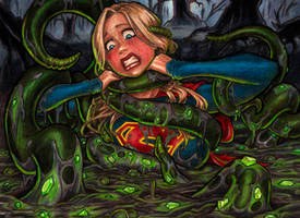 Supergirl's Deathtrap
