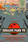 Jurassic Park VII MS PAINT