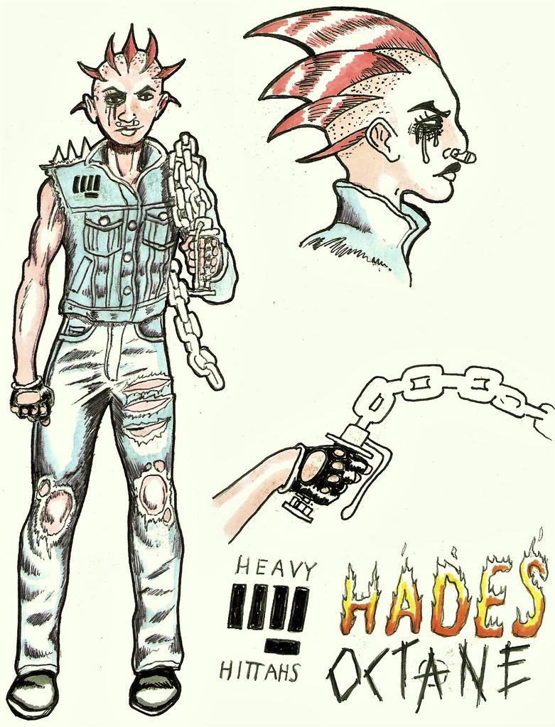 OC = Hades Octane by CaptainRedblood
