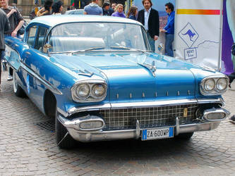 1958 Pontiac by CRBUHAGIAR