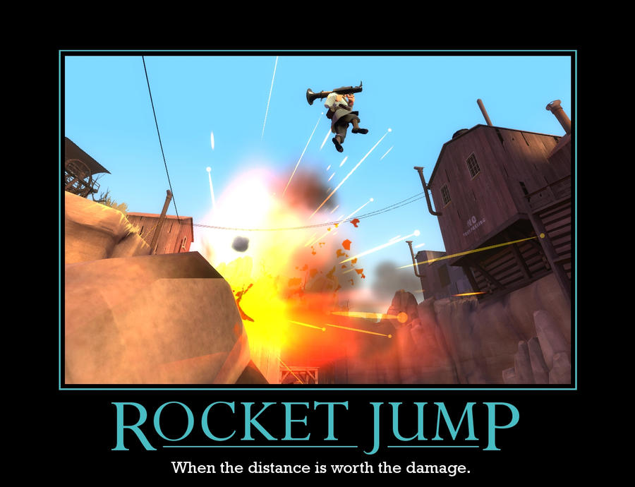 Rocket Jump by TheQZ