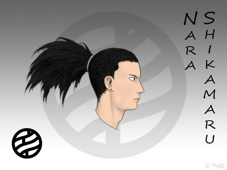 Nara Shikamaru by TheQZ