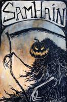 Samhain by HobascusHolluck