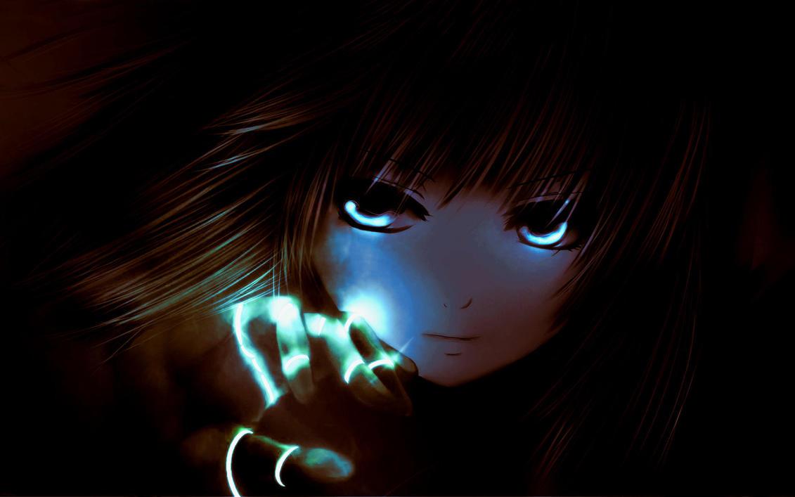 Dark anime girl by cr8t1ntev on deviantart - Dark anime girl pics ...
