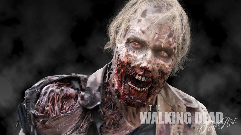 zombie_2_the_walking_dead_fan_art_by_tay