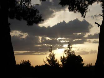Sky by Mosabsolum