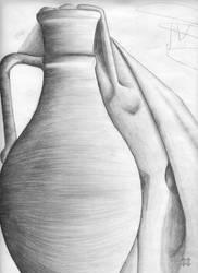 Vase by Mosabsolum