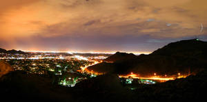 phoenix arizona at night