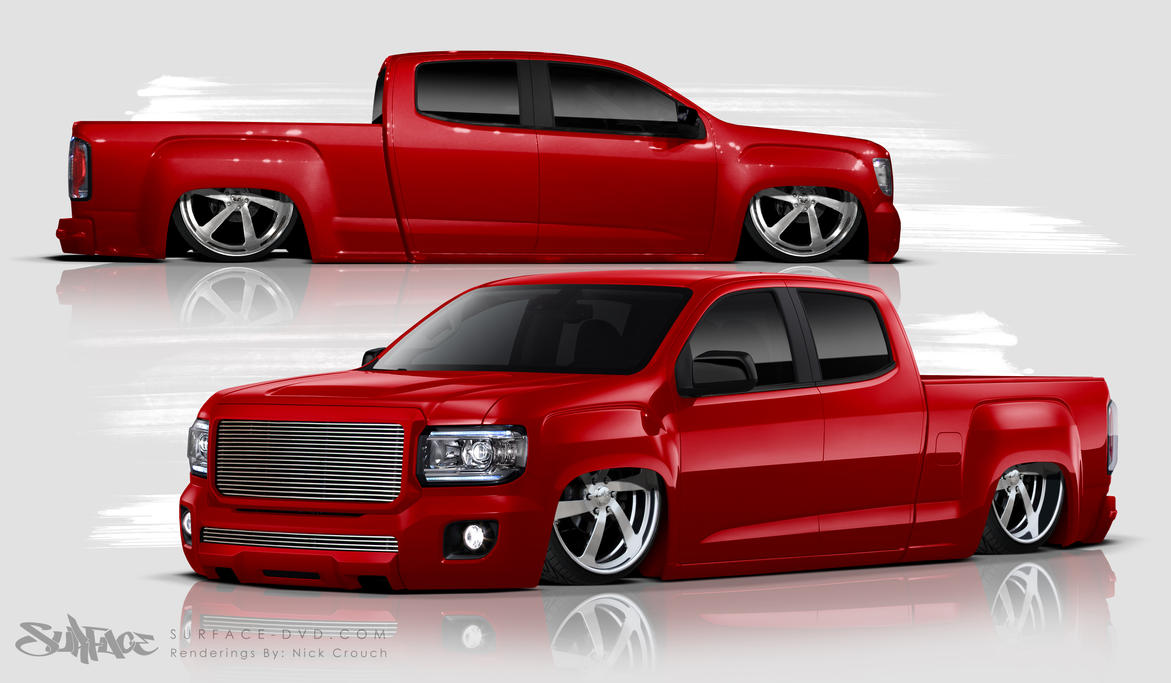 gmc canyon by SurfaceNick