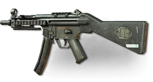 MW3: MP5 by FPSRussia123 on DeviantArt